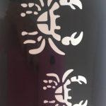 Трафареты для бикини-дизайна - краб