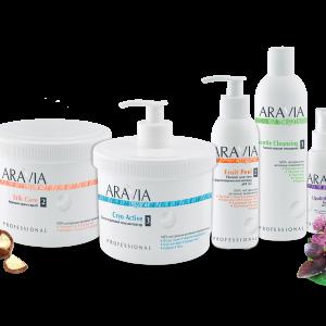 """Профессиональная косметика по уходу за телом """"ARAVIA Organic"""""""