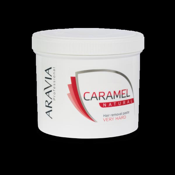 ARAVIA Professional Карамель для депиляции Натуральная очень плотной консистенции 750гр.