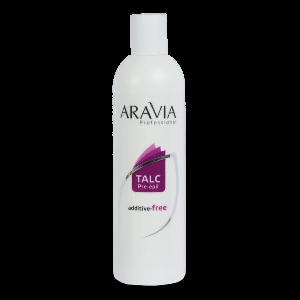 ARAVIA Professional Тальк без отдушек и химических добавок 200гр.