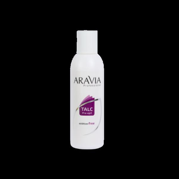 ARAVIA Professional Тальк без отдушек и химических добавок 100гр.