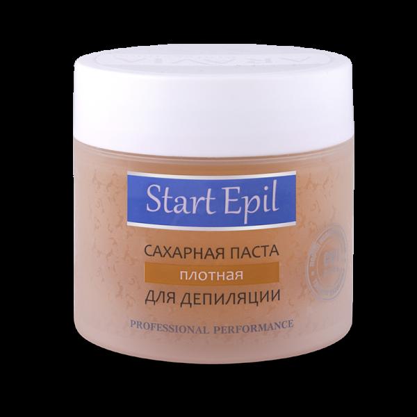 Start Epil Сахарная паста для депиляции Плотная  300 гр.
