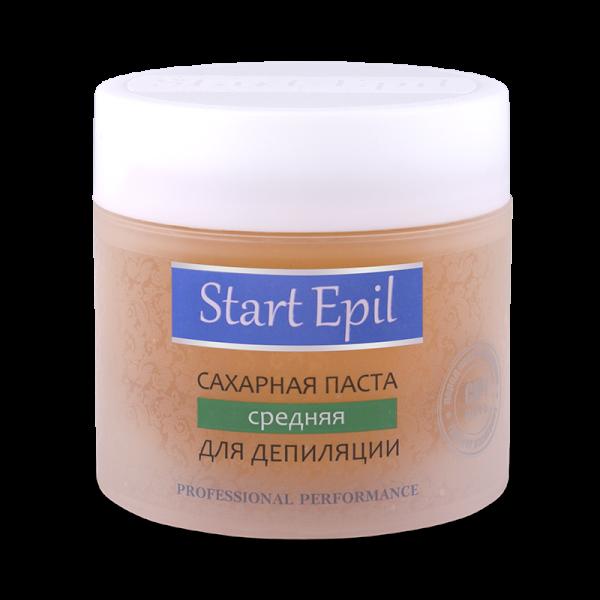 Start Epil Сахарная паста для депиляции Средняя   300 гр.