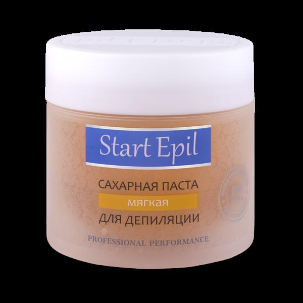 Start Epil Сахарная паста для депиляции Мягкая  300 гр.