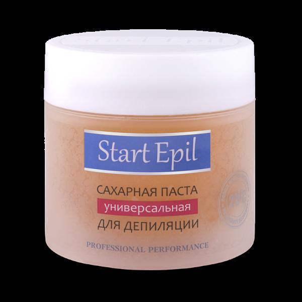 Start Epil Сахарная паста для депиляции Универсальная  300 гр.