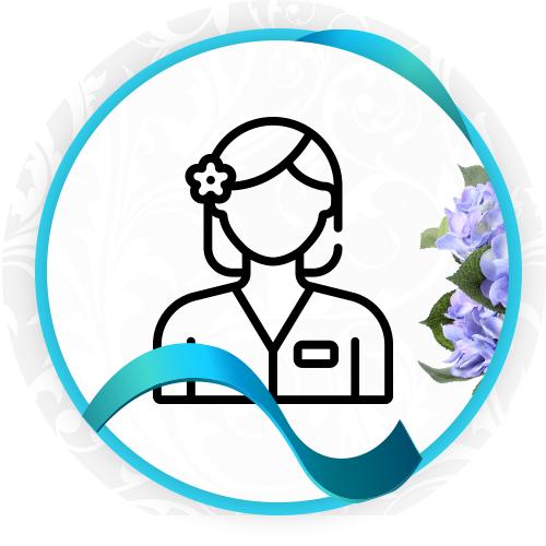 Наши мастера — специалисты с медицинским образованием!